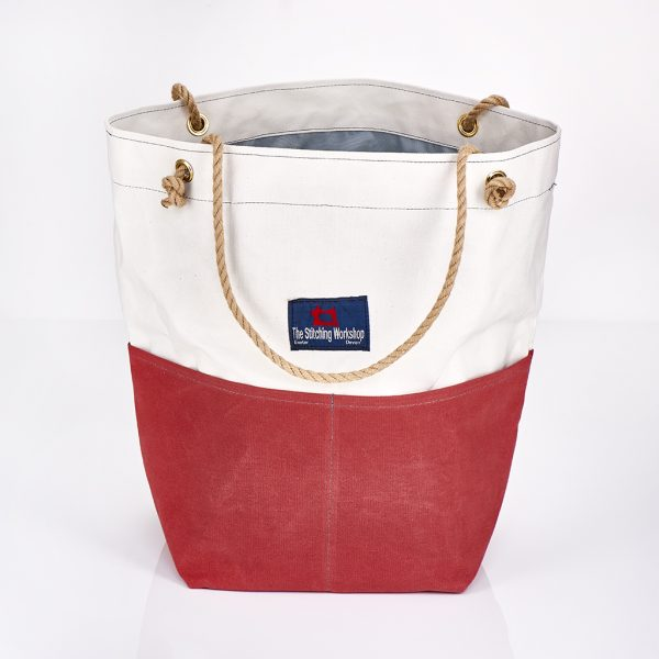 Stitching Workshop - Jessie Bag - Red