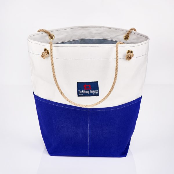 Stitching Workshop - Jessie Bag - Blue
